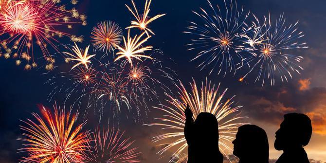 Tradisi Unik Menyambut Tahun Baru di Dunia