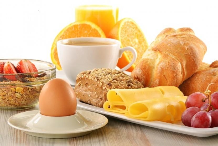 Alasan Memilih Sarapan Rendah Karbohidrat