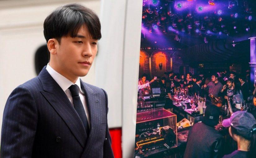 Seungri BIGBANG Akhirnya Mengaku Pada Satu Tuduhan yang Menimpa Dirinya