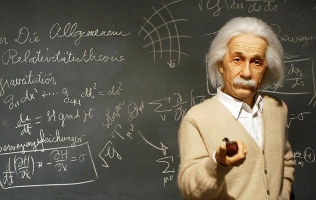 Albert Einstein Dan Misterinya