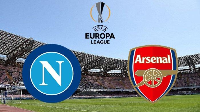 NAPOLI VS ARSENAL DI LIGA EUROPA