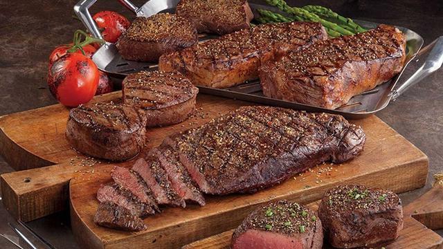 Steak Menjadi Makanan Yang Semakin Berjaya Di Menu Restoran