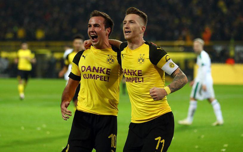 Setelah Kesalahan, Dortmund Meluncurkan Karpet Merah Untuk Bayern Munich