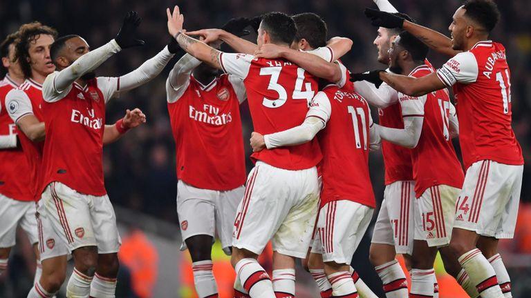 Beberapa Fakta yang Menarik dari Kemenangan Arsenal dari Manchester United