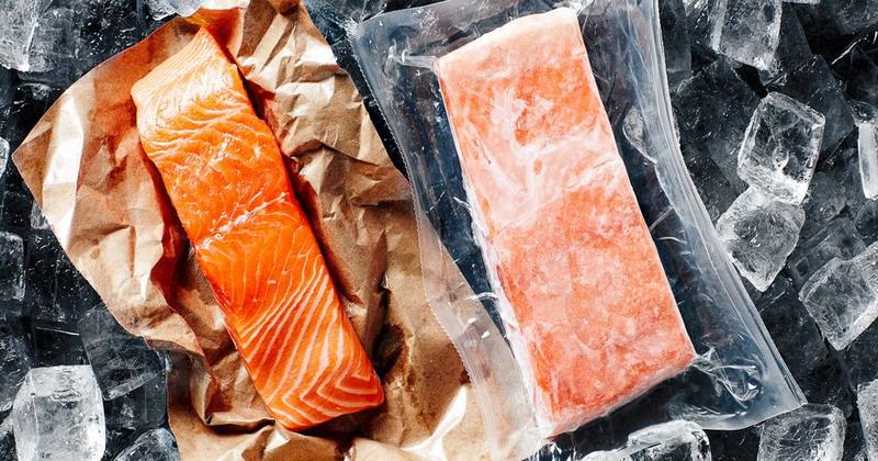 Cara Tepat Mencairkan Ikan Beku