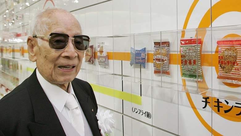 Momofuku Ando, Kakek Asal Jepang Penemu Mie Instan